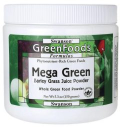 Mega Green Barley Grass Juice Powder 150 grams