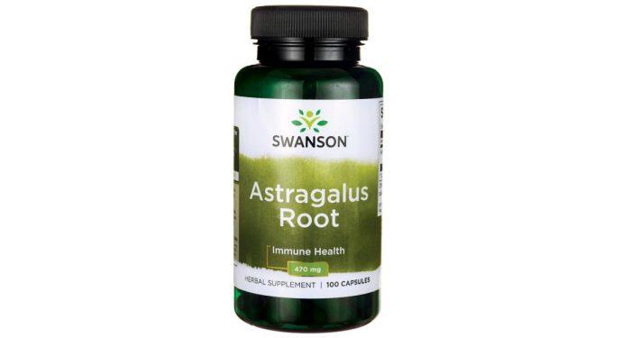 Swanson Astragalus 470 mg 100 caps