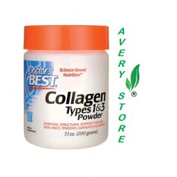 Doctor's Best Collagen Powder 200 grams