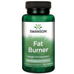 Swanson Fat Burner 60 tablets