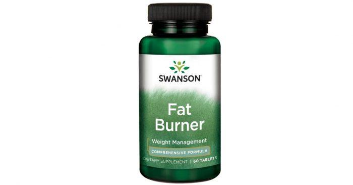 Swanson Fat Burner 60 tablets