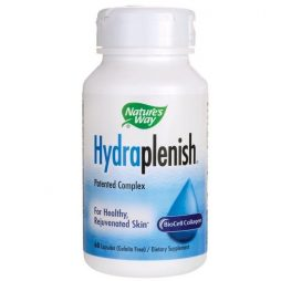 Hydraplenish Hyaluronic Acid with Collagen 60 capsules