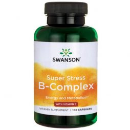 Super stress Vitamin B Complex with Vitamin C