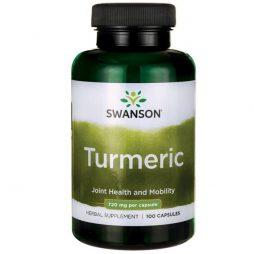 Turmeric 720 mg 100 capsules