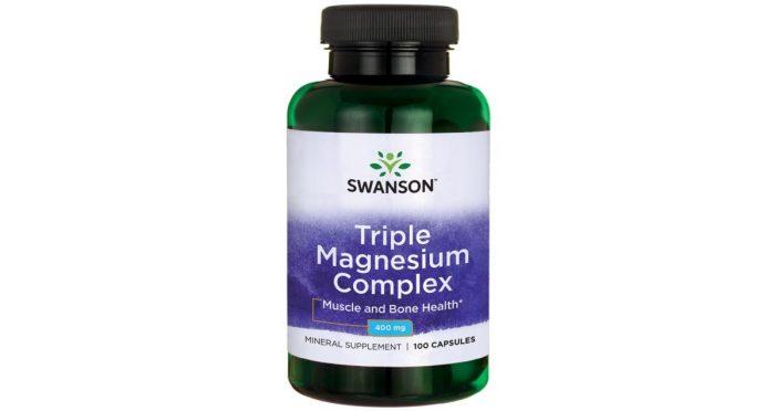 Magnesium Complex 400 mg 100 caps