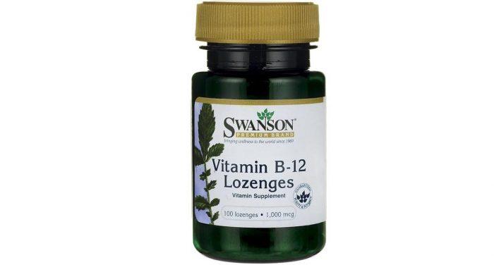 Vitamin B-12 1000 mcg 100 lozenges