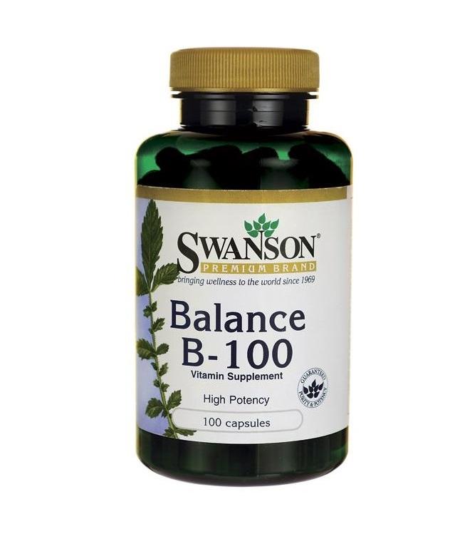 Swanson Premium Balance B-100 100 caps