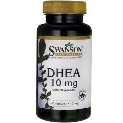 Swanson DHEA 10 mg 120 capsules