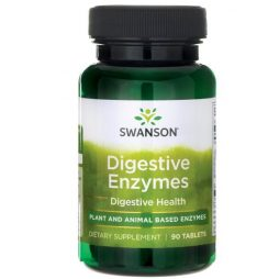 Swanson Digestive Enzymes 90 tablets