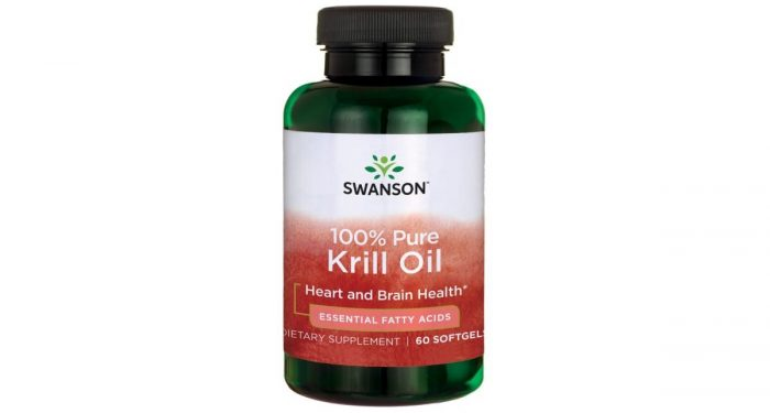 Pure Krill Oil 500 mg 60 softgels