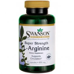 L-Arginine 850 mg 90 Veg Caps