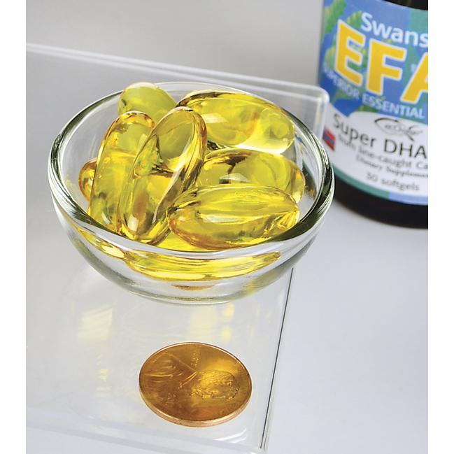 DHA 500 from Calamari 30 softgels 500 mg