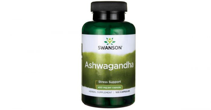 Ashwagandha 450 mg 100 capsules