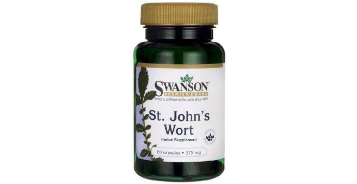 St. John's Wort 375 mg 60 capsules