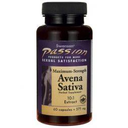 Swanson Avena Sativa Male Stamina 575 mg 60 caps
