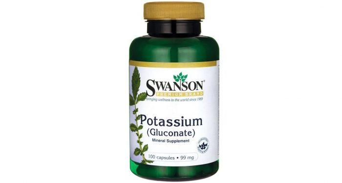 Potassium Gluconate 99 mg 100 capsule
