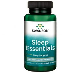 Swanson Sleep Essentials 60 tabs