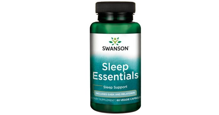 Swanson Sleep Essentials 60 tabs