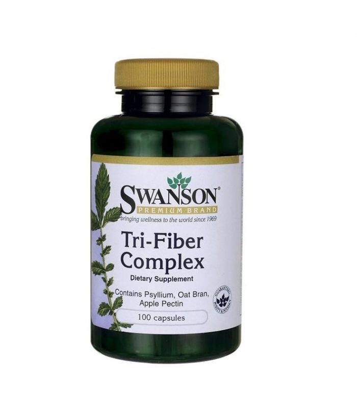 Swanson Tri-Fiber Complex 100 caps