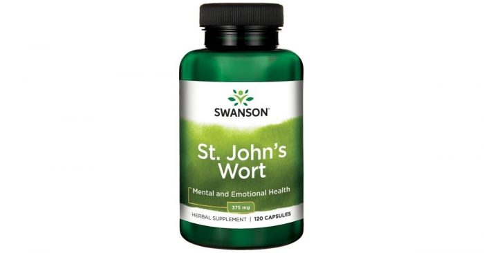 St John's Wort 375 mg 120 capsules