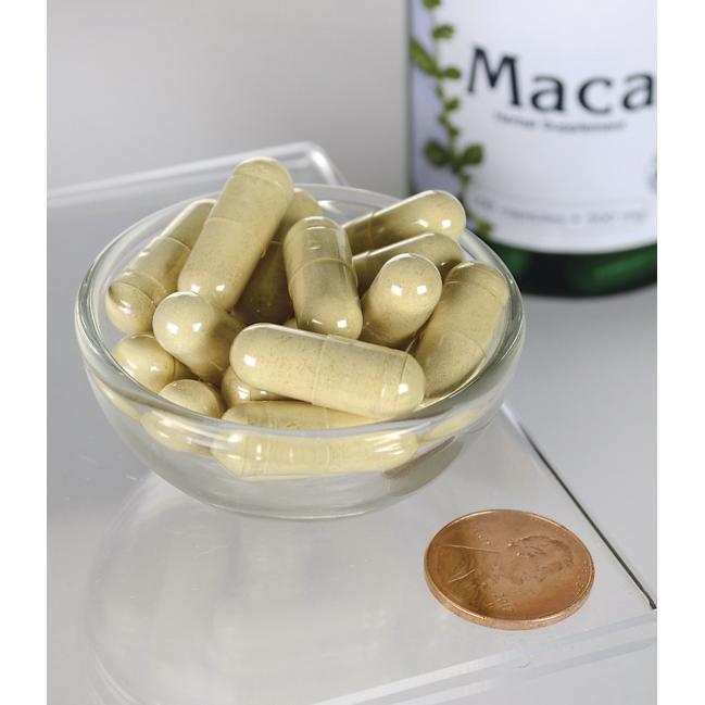 Swanson Maca 500 mg 100 caps