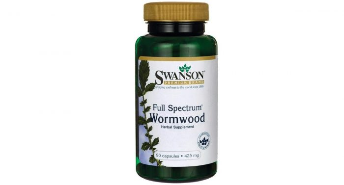 Swanson Wormwood 425 mg 90 caps