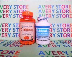 Ishigaki Amino Classic White with Vitamin C Rosehips 1000 mg