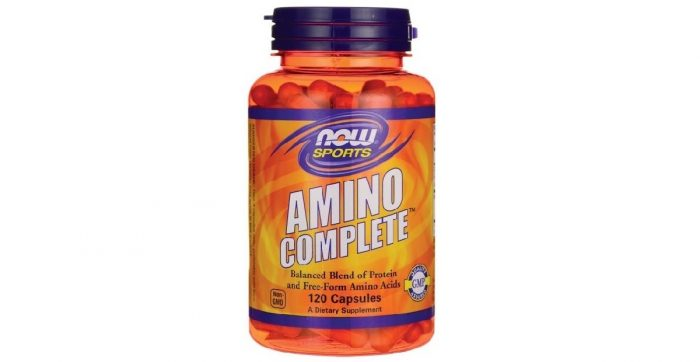 Amino Complete 120 capsules   Now