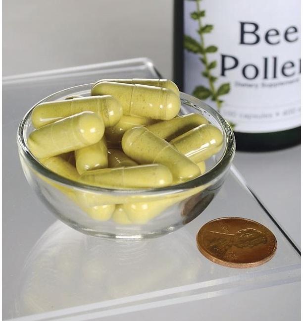 Bee Pollen 400 mg 100 caps | Swanson