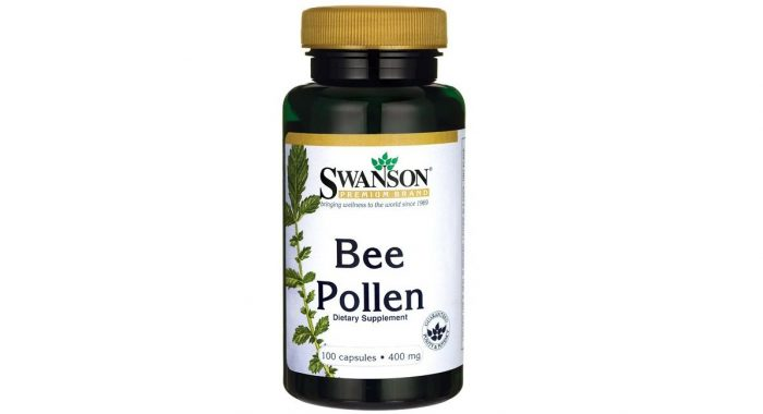 Bee Pollen 400 mg 100 caps | Swanson