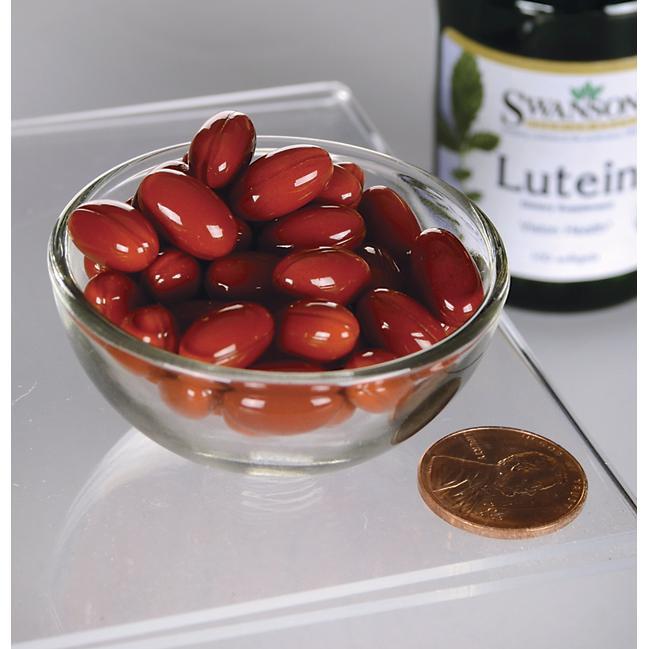 Swanson Lutein 6 mg 100 softgels