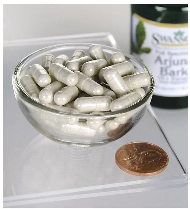 Arjuna Bark 40 mg 60 capsules