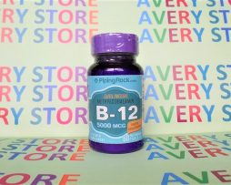 B-12 Methylcobalamin sublingual 60 fast dissolve tablets