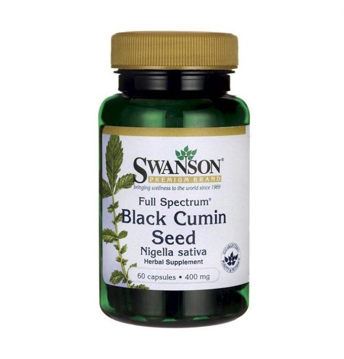 Black Cumin Seed 400 mg 60 capsules