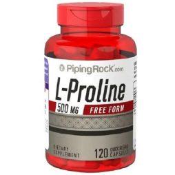 L-Proline 500 mg 120 capsules