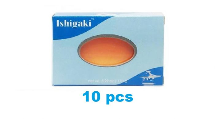 Ishigaki Glutathione Placenta Soap 170 grams 10 Soaps