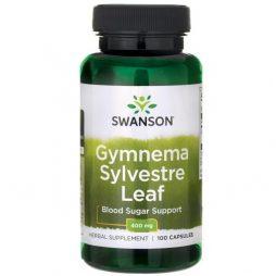 Gymnema Sylvestre Leaf 400 mg 100 capsules