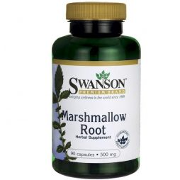 Marshmallow Root 500 mg 90 capsules
