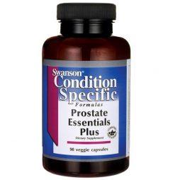 Prostate Essentials Plus 90 veggie capsules