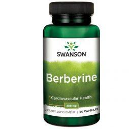 Berberine 400 mg 60 capsules