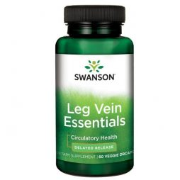 Leg Vein Essentials 60 veggie capsules