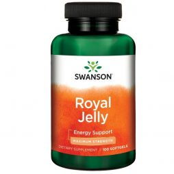 Royal Jelly 1000 mg 100 softgels
