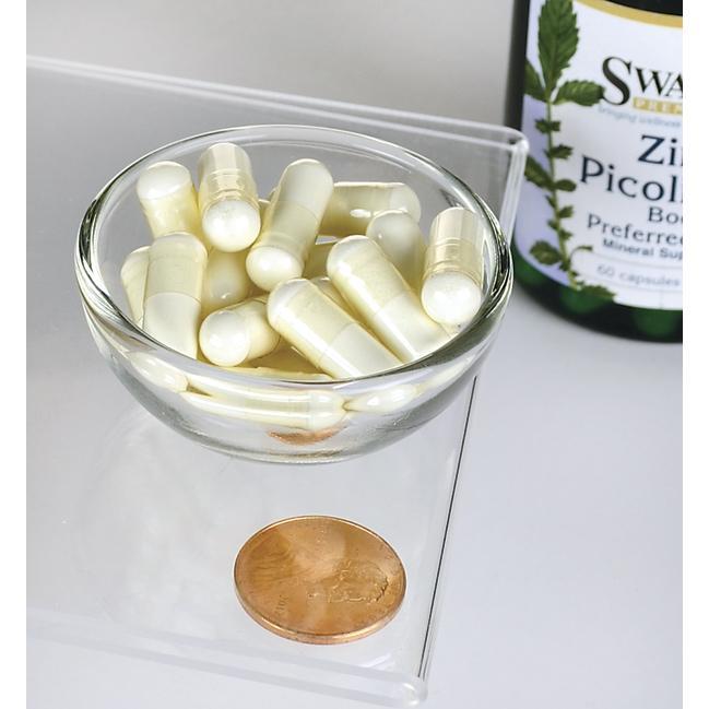 Zinc Picolinate 22 mg 60 capsules