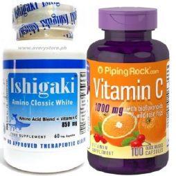 Ishigaki Classic with Vitamin C Bioflavonoids an Rosehips 1000mg