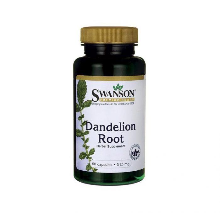 Dandelion Root 515 mg 60 capsules