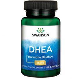 DHEA 25 mg 120 capsules