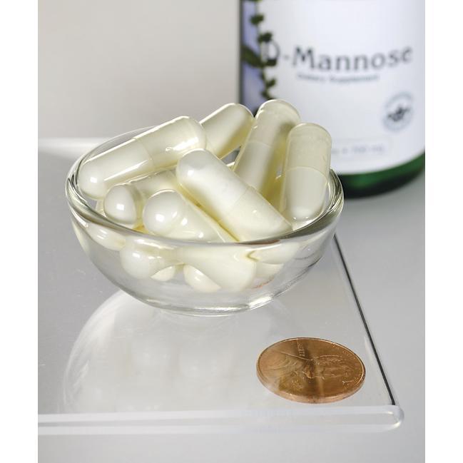 D-Mannose 700 mg 60 capsules