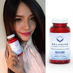 Relumins Advance Nutrition 1000 mg 60 capsules