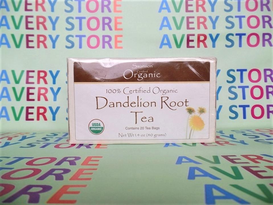 Dandelion tea philippines