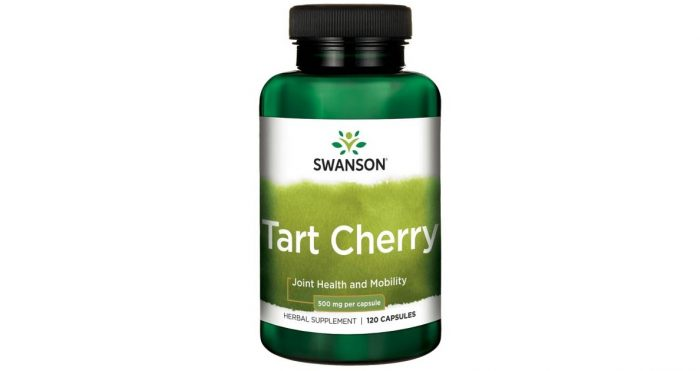 Tart Cherry 500 mg 120 capsules